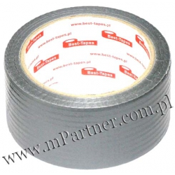 M Taśma naprawcza Duct Tape Best-Tapes 48mm 25y